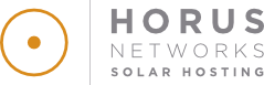 Website Powered by Solar Energy